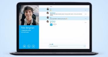 Un simple mensaje en Skype bloquea la app