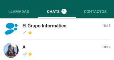 Cómo poner el corte de manga en WhatsApp