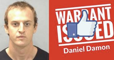Un fugitivo se ríe de la policía en Facebook