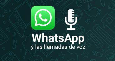 WhatsApp permitirá grabar las llamadas VoIP muy pronto