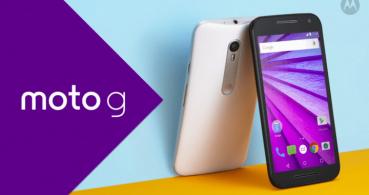 Motorola Moto G 2015 es oficial: desveladas sus especificaciones