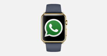 WhatsApp será compatible con el Apple Watch