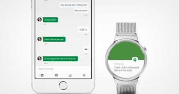 Los smartwatches Android Wear ya son compatibles con iPhone