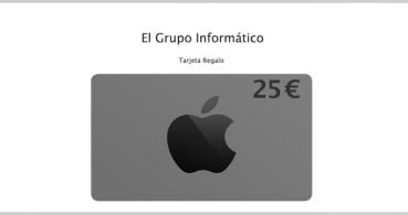 Cómo usar las tarjetas regalo en la app de la Apple Store