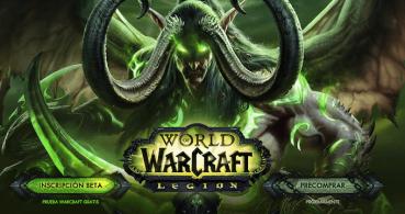 Descarga World of Warcraft Legión, la nueva expansión de Blizzard