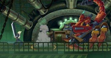 Descarga gratis Final Fantasy VII Re-Imagined, un juego de lucha hecho por fans