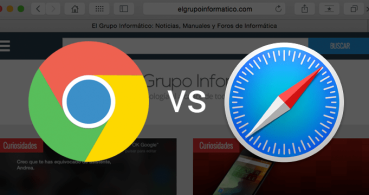 Google Chrome vs Safari en Mac