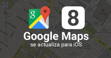 Google Maps para iOS añade el Modo Nocturno