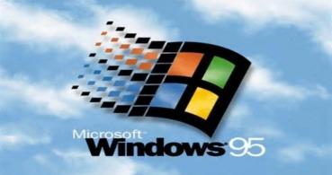 Windows 95 cumple 20 años