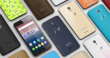 Alcatel One Touch Pop Star, el smartphone con estilo