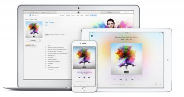 ¿Dónde se guarda la música en el iPhone?