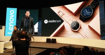 Nuevo Moto 360 2ª generación, el renovado smartwatch de Motorola