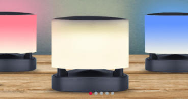 Review: Ovevo Fantasy Pro Z1, un altavoz bluetooth a la vez que lampara