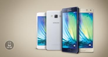 Samsung prepara los nuevos Galaxy A3, A5 y A7