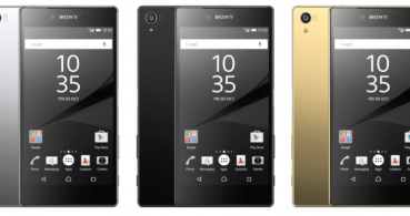 Sony Xperia Z5 ya disponible en España