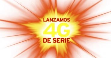 Simyo ya tiene cobertura 4G