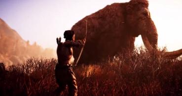 Anunciado Far Cry Primal, un nuevo juego de supervivencia prehistórica