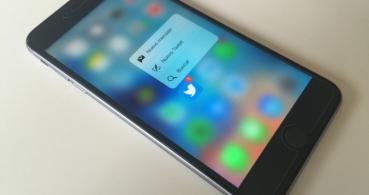 Las 5 mejores aplicaciones 3D Touch para el iPhone 6s