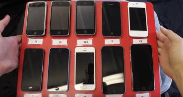 El primer iPhone fue presentado por Steve Jobs hace ya 9 años