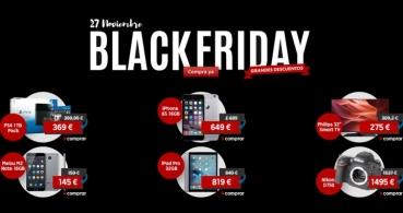 Las mejores ofertas de Rakuten para el Black Friday