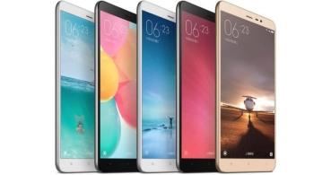Xiaomi anuncia el Redmi Note Pro 3