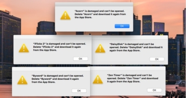 Solución: No puedo abrir aplicaciones descargadas de la Mac App Store