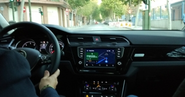 Apple CarPlay y Android Auto en el nuevo Volkswagen Touran, impresiones