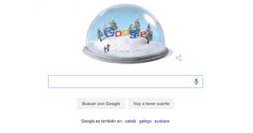 Google celebra el solsticio de invierno con un Doodle