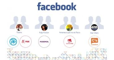 ¿Qué les gusta en Facebook a los seguidores de los políticos?
