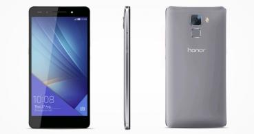 Huawei Honor 7 en oferta por 299 euros