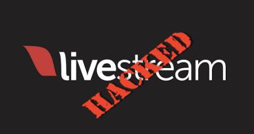LiveStream ha sido hackeado