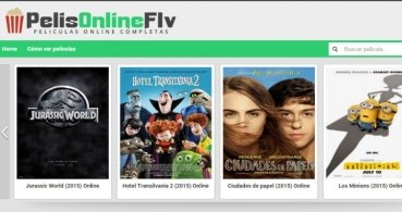 PelisOnlineFLV, una alternativa a Pordede y a Series.ly