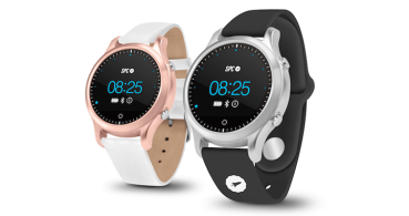 Smartee Watch Circle, el nuevo reloj circular de SPC ya disponible