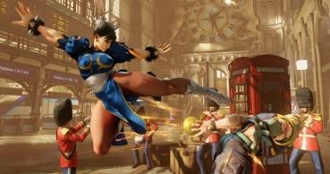 Street Fighter V ya disponible