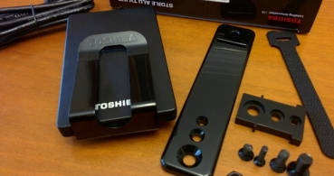 Review: Toshiba STOR.E Alu TV Kit, el disco duro que necesita tu smart TV