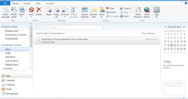 Cómo solucionar los recientes problemas de Windows Live Mail 2012