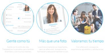 Afterwork app, conecta con personas de tu entorno profesional