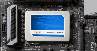 Oferta: SSD Cruzial BX200 de 240GB por solo 60 euros