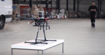 MRW pronto usará drones como repartidores