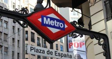 Los operadores planean llevar el 4G a Metro de Madrid