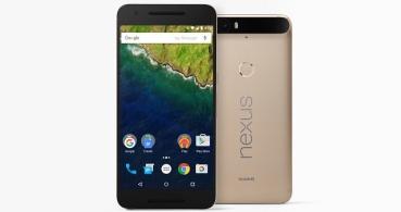 Nexus 6P Matte Gold, el teléfono dorado de Google y Huawei