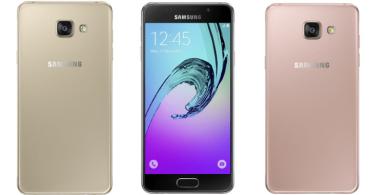 Samsung Galaxy A (2016) llega a España