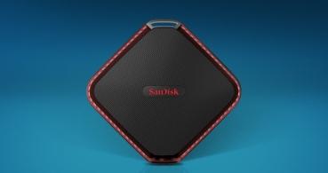 SanDisk Extreme 510, un SSD portátil y resistente al agua