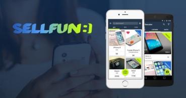 Sellfun, vende y compra móviles y tablets