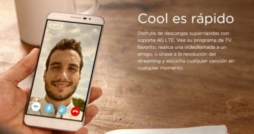Coolpad Modena, el primer smartphone de Coolpad que llega a España