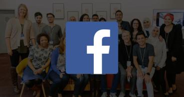 ¿Por qué salen publicaciones con letras grandes en Facebook?