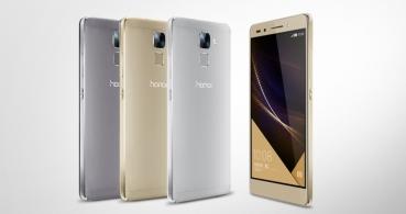 Honor 7 Premium, un smartphone metálico con buenas especificaciones