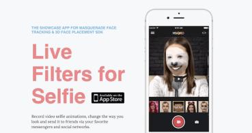 MSQRD, la app para los selfies más graciosos