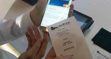 Samsung Pay ya se puede utilizar en España