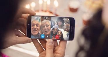 Las videollamadas grupales llegan a Skype para iOS y Android